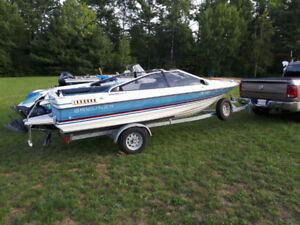 Parting out Bayliner Capri 2.3