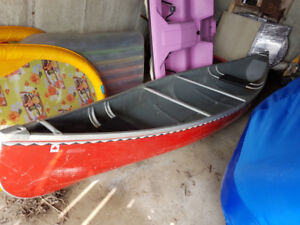 Well Loved Canoe