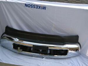 2017 Ford F550 Front Bumper