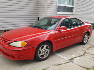 2002 Pontiac Grand Am Sedan