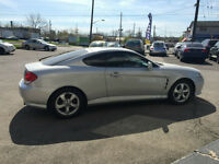BLOW OUT SALE!  2006 Hyundai Tiburon SE Coupe (2 door)