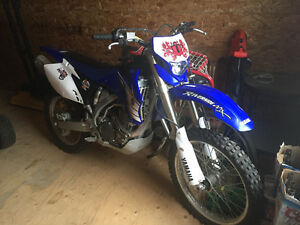 YAMAHA WR450F For Sale