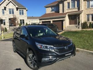 2015 Honda CR-V TOURING AWD 5dr CUIR TOIT OUVRANT NAVIGATION/GPS