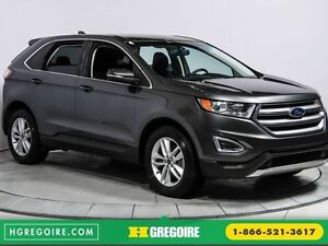 2015 Ford EDGE SEL AWD A/C GR ELECT MAGS BLUETOOTH
