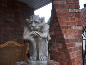 gargoyle missing
