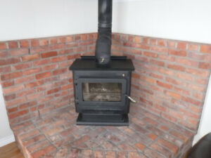 Woodstove  In excellent condition