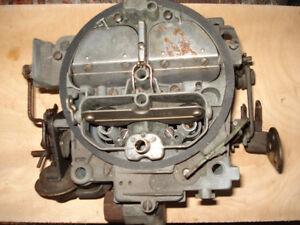 carburateur rochester quadrajet