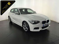 2014 BMW 125D M SPORT 218 BHP 1 OWNER BMW MAIN DEALER SERVICE HISTORY FINANCE PX