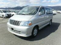 2001 Toyota Hiace Welcab Only 4,200 Miles From New Auto MPV Petrol Automatic