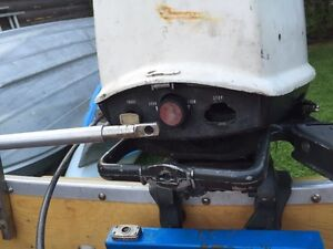 Outboard steering connector NEEDED