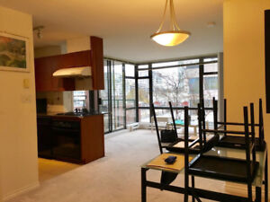 $2200 / 2 Bed + Den , 2Bath condo rental Richmond Center loca