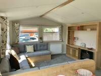 new 3 bedroom 2021 8 berth static caravan for sale at TRECCO BAY in Porthcawl