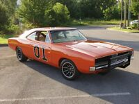 WANTED CLASSIC Dodge Charger