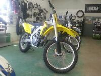 2015 Suzuki RM-Z450, $8199 All In!  Summer blow out on now!