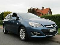 2014 Vauxhall Astra 2.0 CDTi 16V ELITE TURBO DIESEL 5DR ESTATE * TOP OF THE R...