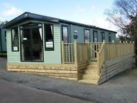 For Sale Cheap Static Caravan Holiday Home Sited Causey Hill Holiday Park Hexham Northumberland.