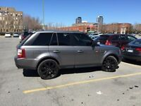 Range rover sport 2007 supercharged