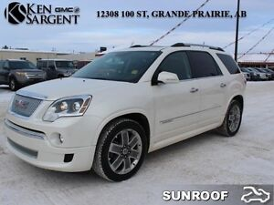 2012 GMC Acadia Denali   - Leather Seats -  Cooled Seats