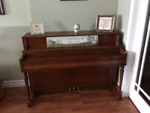 Mason and Resch piano