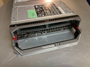 Dell PowerEdge M610 Blade Server - 2x E5540 Xeon - 48GB RAM