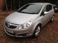 Vauxhall/Opel Corsa 1.4i 16v ( a/c ) 2009MY Design