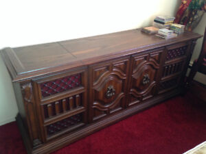 Working Stereo Console - Best Offer - Must Go