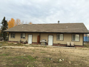 For Rent 1/2 Duplex in Downtown La Ronge
