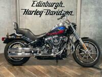 2019 HARLEY-DAVIDSON FXLR SOFTAIL LOW RIDER. ONLY 800 MILES. ONE OWNER.