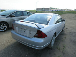 2003 Honda Civic SI Coupe ( lots of new parts )