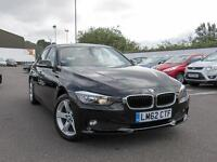 2012 BMW 3 SERIES 318d SE Bluetooth 1 Owner GBP30 Tax Cruise