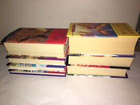 Harry Potter Complete Collection of 7 Books