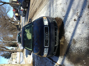 2002 Audi A4 Sedan (low kms) (cheap) $4900 obo