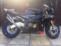 RSVR FACTORY MY06 re advertised due to a dreamer/ poss swap zx10r / Gsxr1000.