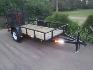 2012 Utility Trailer 5x10 NEW or EXCELLENT CONDITION!