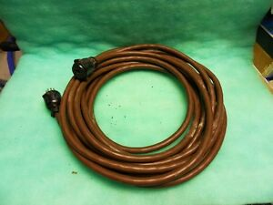 Leslie cable 35 pied 9pin 825  900 760 770 Hammond Vintage $75