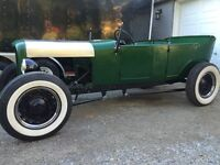 1926-1927 model t traditional hot rod