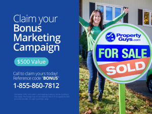 Thinking of Listing Your House? Claim your Bonus!!
