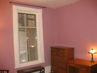 $580 FULL FURN. ROOM-PLATEAU-ALL INCL-HYDRO,WIFI,CABLE,W/D!!!