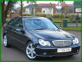 2006 (06) Mercedes-Benz C320CDI 7G-Tronic Sport Edition