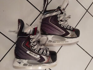 Ice skating shoes,Ice hockey,Bauer,vapor,x60,,Vector3.0,size11