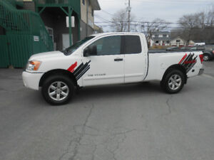 2012 NISSAN TITAN S V 3 YEAR WARRANTY INCLUDED