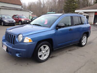 2007 JEEP COMPASS, 4X4, CHECK OUR OTHER VEHICLES FOR SALE!!!