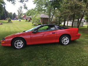 1996 Chevrolet Camaro 3.8L, V6