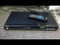Toshiba DVD Player Complete with Remote & Leads