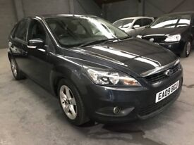 Ford Focus 2.0 TDCI Zetec 2009 (140) *Full MOT* *Clean Car*