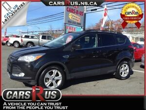 2014 Ford Escape SE.....Includes 4 FREE winter tires!!