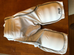 Youth football pads and pants