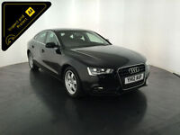 2012 AUDI A5 TDI DIESEL SPORTBACK 6 SPEED 2 OWNERS FULL HISTORY FINANCE PX
