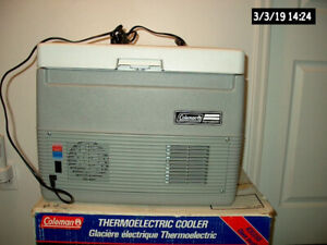 Coleman Portable Thermo-electric Cooler