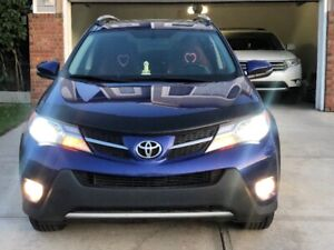 2014 Toyota RAV4 XLE SUV for sale $20,999 one owner,no accident
